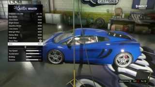 getlinkyoutube.com-Grand Theft Auto V - Car Customization