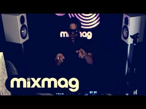 FELIX DA HOUSECAT jackin' house & techno set in Mixmag's DJ Lab