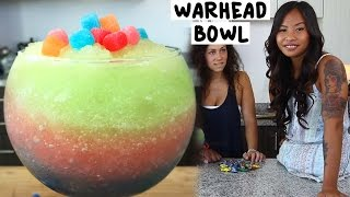 getlinkyoutube.com-Surprise Warheads Candy Bowl - Tipsy Bartender