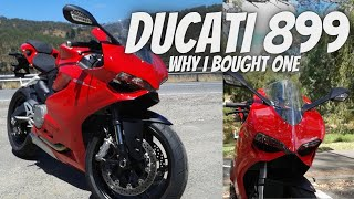 getlinkyoutube.com-Why I bought the Ducati 899 Panigale - Full Review