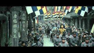 Shaolin Film de Benny Chan Bande annonce
