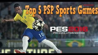 getlinkyoutube.com-Top 5 Sports PSP Games Ever!
