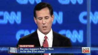 getlinkyoutube.com-Puerto Rico en el Debate CNN ¿Apoyan la estadidad?