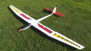 getlinkyoutube.com-E-flite Mystique  2.9m ARF Sailplane