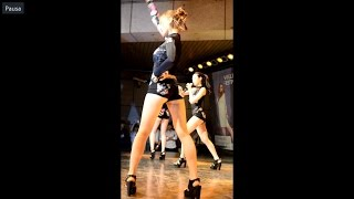 getlinkyoutube.com-27-06-2015 60fps 밤비노(BAMBINO) Minhee (민희) Oppa Oppa (오빠 오빠) Migliore  (밀리오레 동대문점) fancam (직캠)