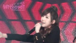 getlinkyoutube.com-111017 KBS Joy Big Concert SNSD Run Devill Run Jessica Fancam .mp4
