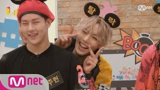 getlinkyoutube.com-[Today′s Room] (ENG) MONSTA X Open Up 'Rush' Performance! (Cute ver.) 150916 EP.7