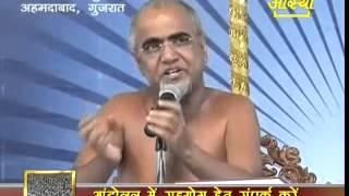 getlinkyoutube.com-Param Pujniya Tarun Sagar Ji @ तरुण क्रांति पुरस्कार Ahmedabad