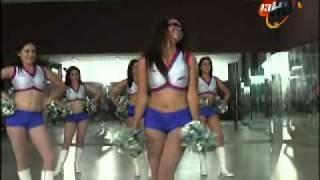 getlinkyoutube.com-Ivette Hernandez #loqueellosquieren #porrista Cruz Azul