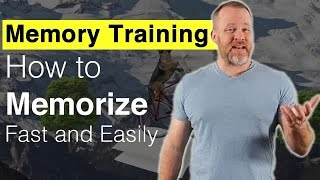 Memory Training - How to Memorize Fast and Easily