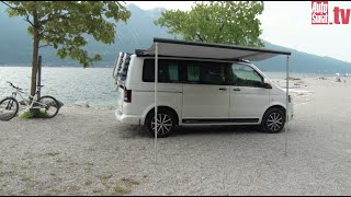getlinkyoutube.com-Volkswagen California - Kamper to styl życia!