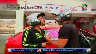 getlinkyoutube.com-COMBATE: Mario Hart pierde la PACIENCIA con Alejandra y PELEAN. La CHUTANA 06/02/13