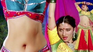 Madhuri dixit hot compilation of navel & seductive expressions - You have never seen before