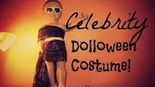 getlinkyoutube.com-DIY Celebrity Dolloween Costume!