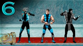 getlinkyoutube.com-Mortal Kombat Part 6 | Cyber Initiative