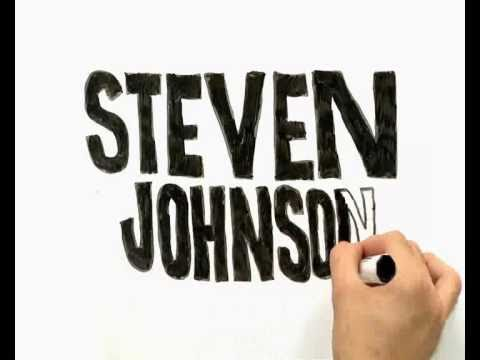 WHERE GOOD IDEAS COME FROM by Steven Johnson [En Espaol]