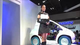 getlinkyoutube.com-ブリヂストンのセクシーコンパニオンスペシャル!! 東京モーターショー2013