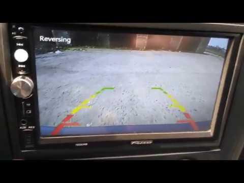 Как установить и подключить камеру заднего вида, подробная инструкция. Камера заднего хода.