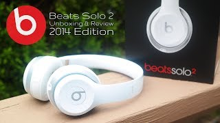 getlinkyoutube.com-NEW Beats by Dre Solo 2 Headphones Unboxing & Review (2014)