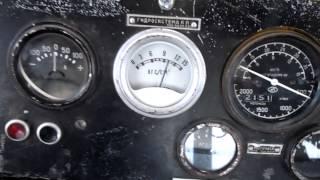 getlinkyoutube.com-K 700 A Kirovets Motor Getriebe Export 2