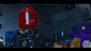 getlinkyoutube.com-LEGO Marvel Super Heroes 100% Walkthrough Part 6 - Red Head Detention (Red Skull Boss Fight)