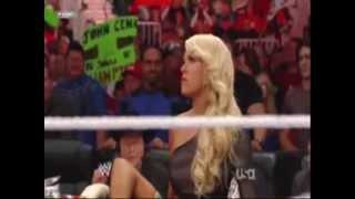 getlinkyoutube.com-Kelly Kelly,Eve Torres und John Cena