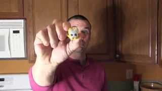 getlinkyoutube.com-Paul Makes Cinnamon Toast With Shopkins Bread Head & Fairy Crumbs