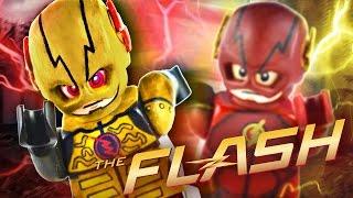 getlinkyoutube.com-LEGO CW : The Reverse Flash - Showcase