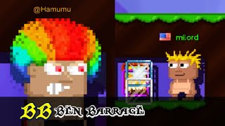 getlinkyoutube.com-Growtopia Z - Scammer Fail! @Hamumu Catches Scammer! Ep. 8