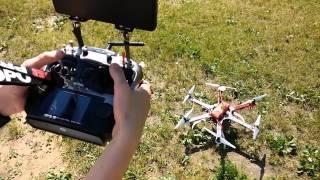 getlinkyoutube.com-Полетный контроллер TAROT ZYX-M