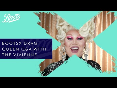The Vivienne | Q&A with the Queen of RuPaul's Drag Race UK | BootsX | Boots UK
