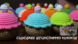 getlinkyoutube.com-dolcetti all'uncinetto tutorial (cupcakes)