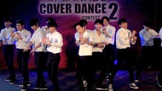 getlinkyoutube.com-150405 Millenium Boy cover GOT7 - Stop stop it @Esplanade Cover Dance #2 (Audition)