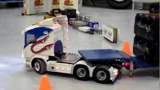 getlinkyoutube.com-RC Trucks GR8 Transport ajot