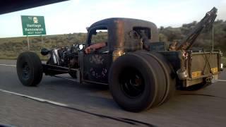 getlinkyoutube.com-Rat Rod Cruise Build *New Epic* Rat Rods Tow Truck