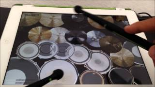 getlinkyoutube.com-Avenged Sevenfold - Hail to the King [iPad Drum cover]