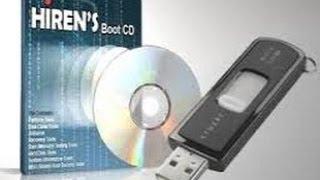 getlinkyoutube.com-صيانة : شرح وضع اسطوانة الهيرن Hiren's BootCD على الفلاشة usb