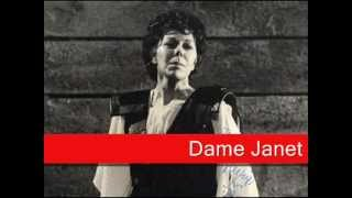 Dame Janet Baker: Caccini, 'Amarilli mia bella'