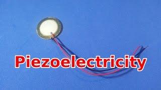 getlinkyoutube.com-Piezoelectric Generator