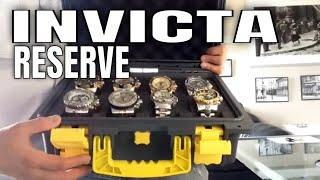 getlinkyoutube.com-Invicta Watches : Invicta Reserve Watches for men