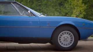 getlinkyoutube.com-Alfa Romeo Montreal, maximum ambition | gulfblue.it (Italian design by Bertone)