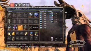 getlinkyoutube.com-Dark Souls 2 - Mejor Armadura Magica, Fisica y para Farmear Almas