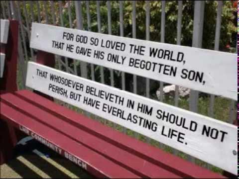 The John 3:16 analysis.