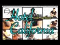 Hotel California Solo Section - samuraiguitarist Eagles Cover
