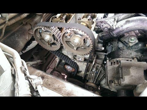 Замена ГРМ/Ford Focus 2 100 л.с.