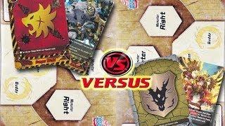 getlinkyoutube.com-BuddyFight! Danger World VS Ancient World [3-Game-Match]