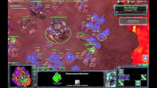 getlinkyoutube.com-SC2 Speedrun, Part 8/8: The Gates of Hell, Shatter the Sky, All In