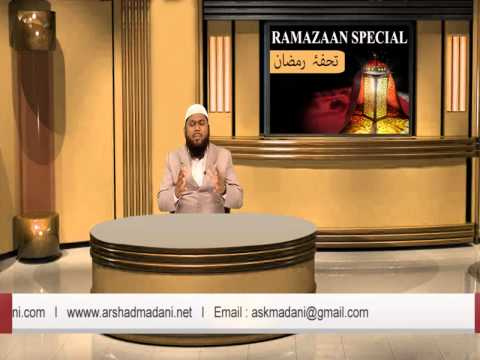 Ramadan Special Does Sexual Intercourse Breaks Fasting ? By Shaik Arsahd Basheer Madani