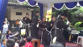 getlinkyoutube.com-Franciscan Seminarians and Nuns Dancing