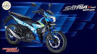 getlinkyoutube.com-All New Satria F150 Fuel Injection